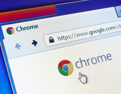 How can brokers protect themselves when using Google Chrome?