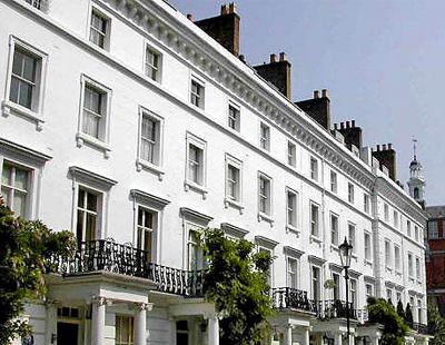 Central London property market suffers sharp slump
