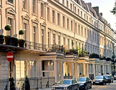 Prime central London house prices rise 20%