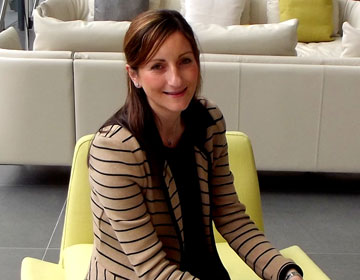 Maud Rousseau, Searchflow Group Marketing and Communications Director