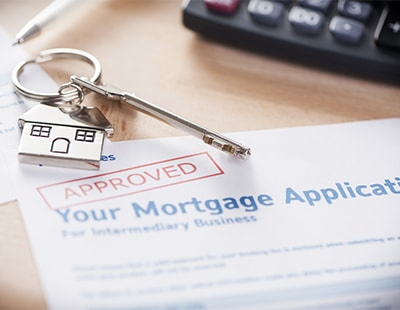 First-time buyer mortgage completion rate at three-year high