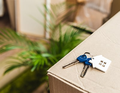 Finding a property is more stressful than obtaining a mortgage, movers say