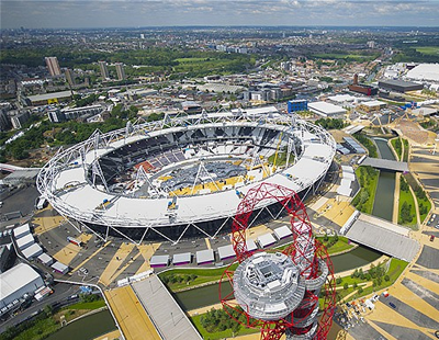 House prices benefit from Olympic effect