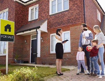 Survey shows two viewings is all it takes to find the perfect property