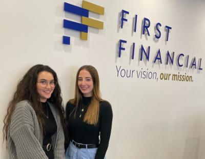 First Financial welcomes new recruits through apprenticeship scheme