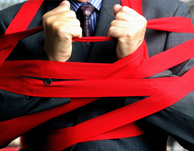 Adam Tyler blog: Rolling out the red tape