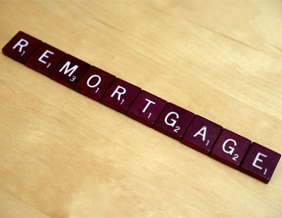 Fewer remortgaging to increase loan size